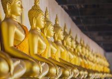Wat Putthaisawan 免版税库存照片