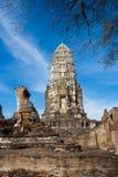 Wat Racha Burana, Ayudhya Province, Thailand Stock Photos