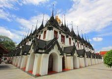 Wat Rachanada 免版税库存照片