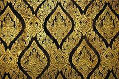 wat rachanada s Таиланда детали декора bangkok Стоковое Изображение RF