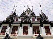Wat Rachanutda, Bangkok Lizenzfreies Stockfoto