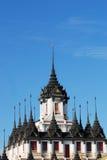 Wat Rachanutda, Bangkok Stockfoto
