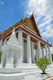 Wat Rachanutda, Bangkok Stock Images