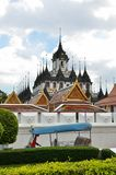 Wat Rachanutda, Bangkok Royalty Free Stock Images