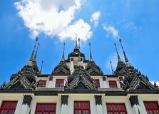 Wat Rachanutda, Bangkok Royalty Free Stock Photo