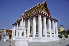 Wat Rachanutda in Bangkok Royalty Free Stock Images