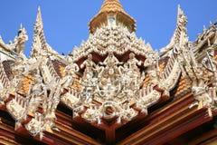 Wat Rahu, Tailândia fotografia de stock