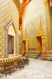 Wat Rajabopit.The Tempel im Bangkok. Stockfoto