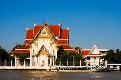 Wat Rakhang Royaltyfria Foton