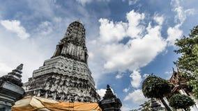 Wat Rakhang Khosittaram Woramahawiharn Stock Afbeeldingen