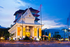 Wat Rama9 of Thailand Stock Images