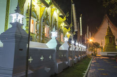 Wat Rampoeng Στοκ εικόνα με δικαίωμα ελεύθερης χρήσης