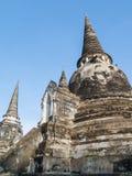 Wat Rat Burana (Ayutthaya) imágenes de archivo libres de regalías