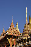 Wat Rat Prakhong Tam Royalty Free Stock Image