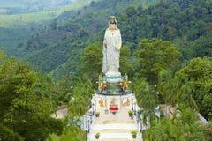 Wat Rat Upatham Wat Bang Riang Arkivfoton