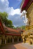 Wat Rat Upatham Wat Bang Riang Royaltyfria Bilder