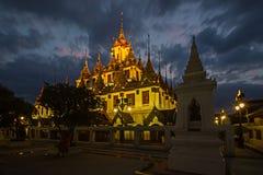 Wat Ratcha Nadda Стоковое Изображение