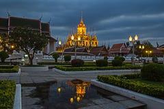 Wat Ratcha Nadda Стоковое фото RF