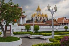 Wat Ratcha Nadda Стоковые Фото