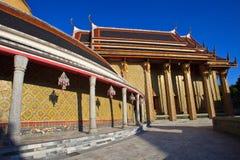 Wat ratchabhopit Bangkok Thailand Stock Afbeelding