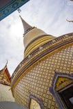 Wat Ratchabophit泰国寺庙塔  免版税库存照片