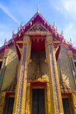Wat Ratchabophit Imagem de Stock Royalty Free