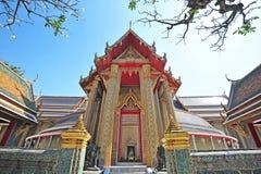 Wat Ratchabophit Bangkok Thailand Stock Images