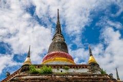 Wat Ratchaburana Phitsanulok Stock Photos