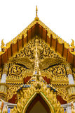Wat Ratchaburana Ratchaworawihan Стоковая Фотография