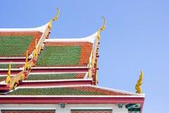 Wat Ratchanadda στη Μπανγκόκ, Ταϊλάνδη Στοκ εικόνα με δικαίωμα ελεύθερης χρήσης
