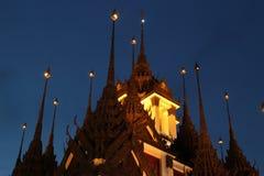 Wat Ratchanadda 库存图片