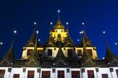 Wat Ratchanadda Stock Photo