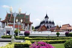 Wat Ratchanadda, Bangkok, Thailand Stock Photo