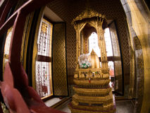Wat Ratchanadda, Loha Prasat, Iron Palace, Thailand Stock Photos