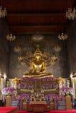 Wat Ratchanaddaram Boedha Stock Fotografie