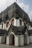 Wat Ratchanaddaram and Loha Prasat Metal Palace Stock Photography