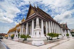 Wat Ratchanatdaram fotografia stock libera da diritti