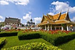 Wat Ratchanatdaram Royalty Free Stock Image