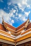 Wat Ratchanatdaram Royaltyfria Bilder