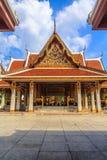 Wat Ratchanatdaram Royaltyfri Foto