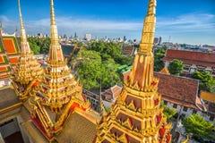 Wat Ratchanatdaram in Bangkok Royalty Free Stock Photography
