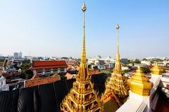 Wat Ratchanatdaram, Bangkok Royalty Free Stock Photos