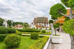 Wat Ratchanatdaram Stock Image