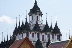 Wat Ratchanatdaram, Loha Prasat, Bangkok, Thailand, Asia Royalty Free Stock Images