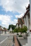Wat Ratchanatdaram Worawihan, Banguecoque, Tailândia Fotografia de Stock