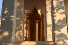 Wat Ratchanatdaramn Bangkok, Thailand Royaltyfria Foton
