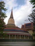 Wat Ratchapophit. Temple bangkok Thailand travle royalty free stock photography