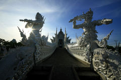 Free Wat Rong Khun Stock Photos - 14281133