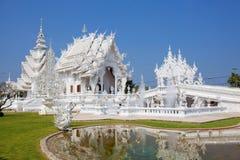 Wat Rong Khun Fotos de archivo