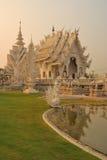 Wat Rong Khun Imagenes de archivo